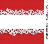 christmas background.white... | Shutterstock .eps vector #508570492