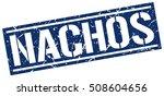 nachos. grunge vintage nachos...
