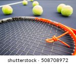 tennis | Shutterstock . vector #508708972