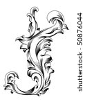 vector ornaments | Shutterstock .eps vector #50876044
