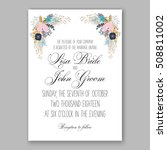 Wedding Invitation Printable...
