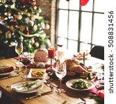 Family Together Christmas...