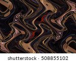 colorful psychedelic background ... | Shutterstock . vector #508855102