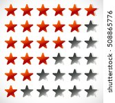 star rating with 6 stars  ...