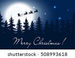 christmas card | Shutterstock .eps vector #508993618
