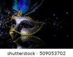 masquerade venitian carnival...