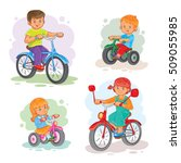 set of vector icons small... | Shutterstock .eps vector #509055985
