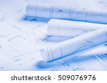 detail shot of architectural... | Shutterstock . vector #509076976
