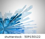 motion blue | Shutterstock .eps vector #509150122