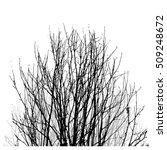 realistic vector black...   Shutterstock .eps vector #509248672