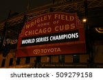chicago   november 3  the... | Shutterstock . vector #509279158