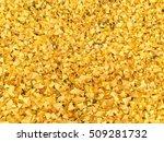 vibrant golden yellow fall... | Shutterstock . vector #509281732