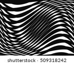 curved stripes. abstract... | Shutterstock .eps vector #509318242
