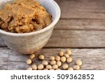 miso paste | Shutterstock . vector #509362852