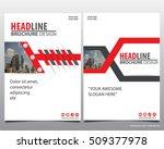modern elegance annual report... | Shutterstock .eps vector #509377978
