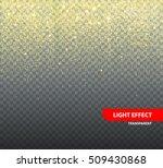 sparkling glitter on... | Shutterstock .eps vector #509430868