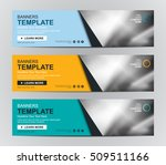 vector web banner or header...   Shutterstock .eps vector #509511166