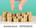 loan. | Shutterstock . vector #509560645