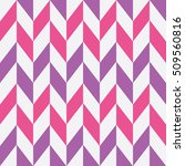 pink and violet geometric... | Shutterstock .eps vector #509560816
