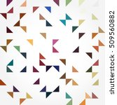 awesome seamless pattern with... | Shutterstock .eps vector #509560882