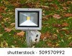 single outdoor  waterproof rgb... | Shutterstock . vector #509570992