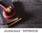 law. | Shutterstock . vector #509584528
