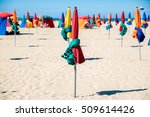French Beach Parasols Umbrellas