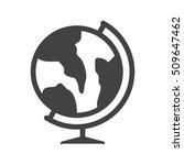 globe | Shutterstock .eps vector #509647462