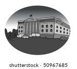 cartoon vector gray scale... | Shutterstock .eps vector #50967685