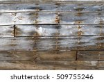 Detail Of Wooden Planks From...
