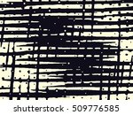 abstract grunge vector... | Shutterstock .eps vector #509776585