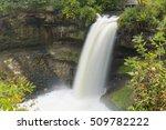 minnehaha falls | Shutterstock . vector #509782222