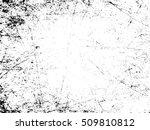 distress texture.grunge vector... | Shutterstock .eps vector #509810812