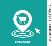 Map Pointer. Store Location