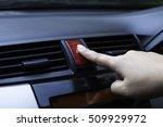 hand push emergency light...   Shutterstock . vector #509929972