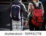 bag details during september... | Shutterstock . vector #509931778