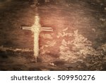 cross  | Shutterstock . vector #509950276