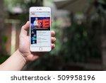 chiangmai thailand   nov 02... | Shutterstock . vector #509958196