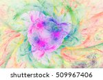 abstract fractal background | Shutterstock . vector #509967406