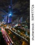 bangkok  thailand   august 29...   Shutterstock . vector #509977726