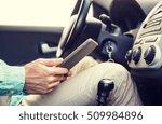transport  business trip ... | Shutterstock . vector #509984896
