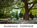 mainau island in germany  europe | Shutterstock . vector #510054268