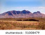 Flinders Ranges Mountains In...