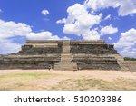 hampi ruins | Shutterstock . vector #510203386