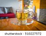 tea cup in cafe | Shutterstock . vector #510227572