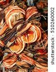 Dried Orange Slices  As Pot...