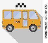 taxi bus sign icon. public...