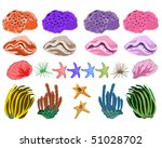 Ocean Coral Illustration In...