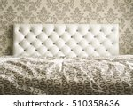 romantic bedroom interior design | Shutterstock . vector #510358636