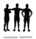 group of men | Shutterstock .eps vector #510412372